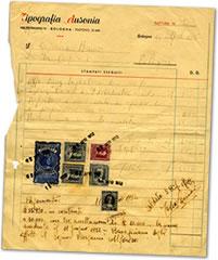 bologna tipografia storica